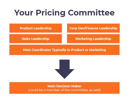 SaaS Pricing Committee