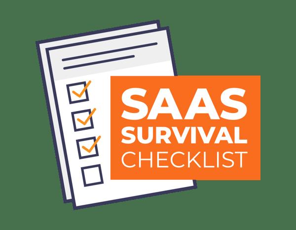 SaaS sales and Marketing Checklist