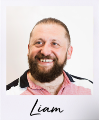 Liam Pickard Marketing Manager