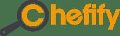 Chefify logo_on white bg