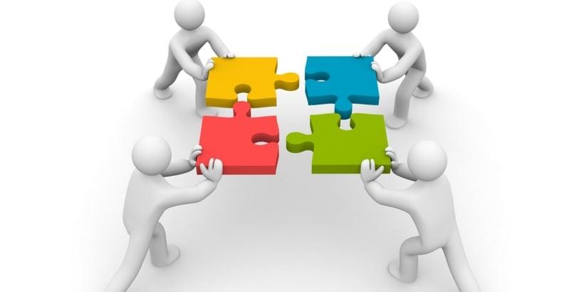 team for creating digital marketing strategy