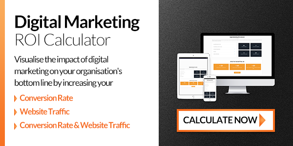 Inbound ROI Calculator