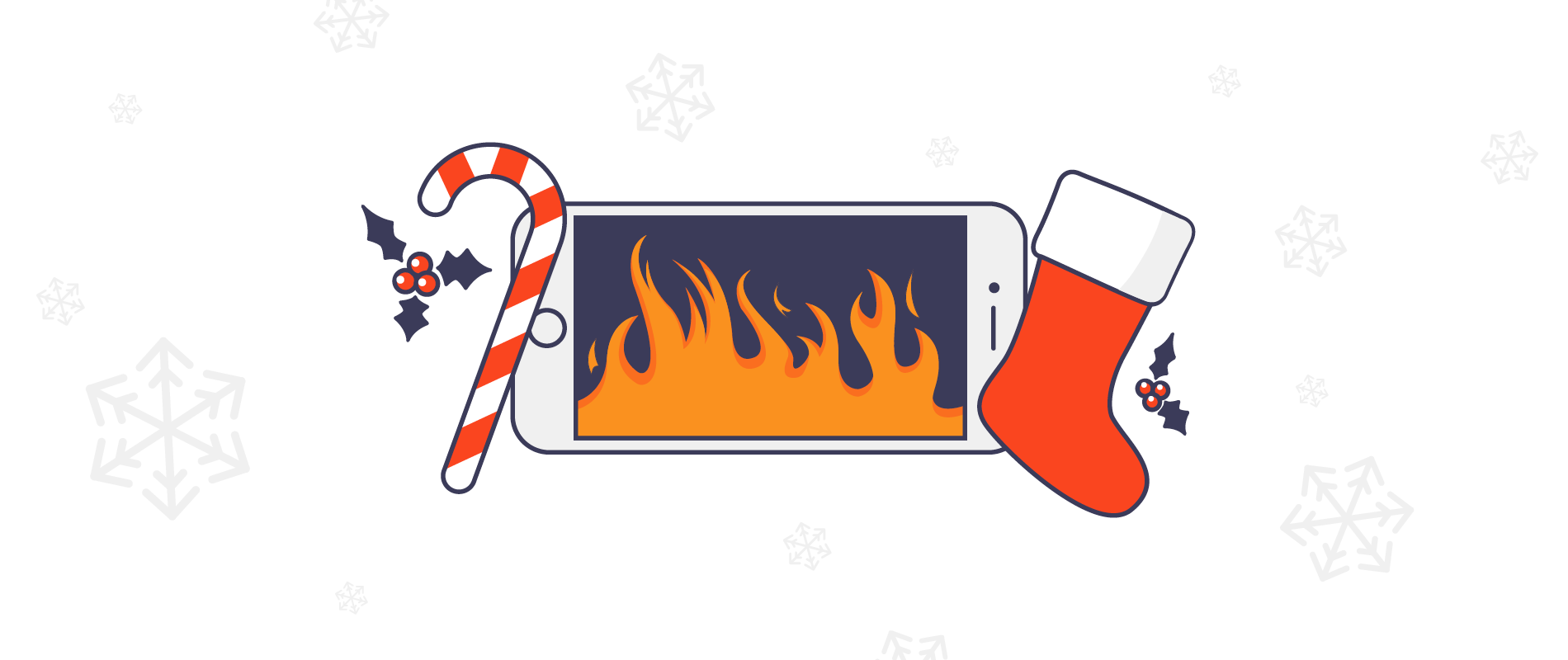 What's the best time to post content over the Christmas Holidays?