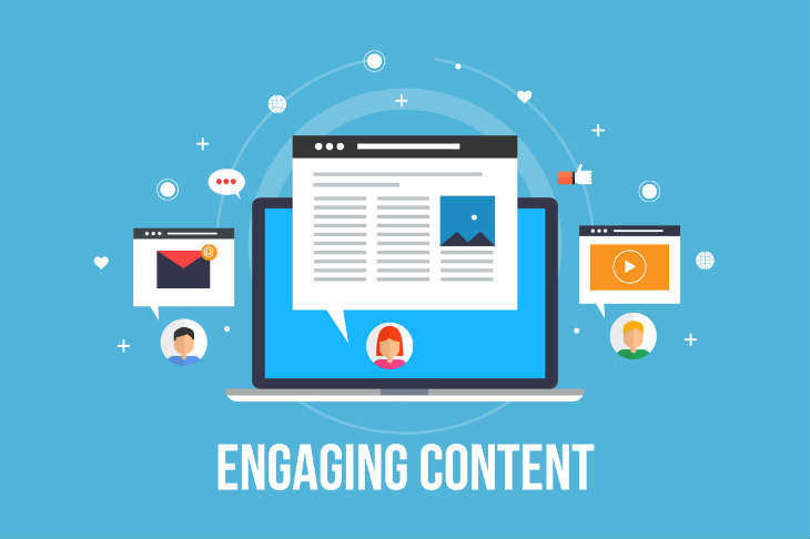 Engaging Content - Ebuzzsolution