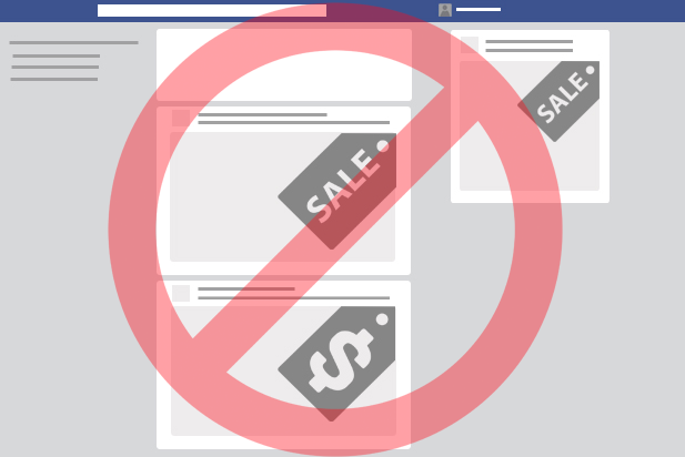 """Facebook to Downgrade """"Overly Promotional"""" Posts In News Feed"""