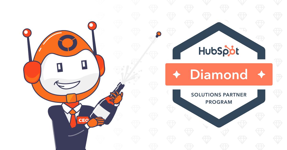 Klood Shines Bright Like a HubSpot Diamond Solutions Partner