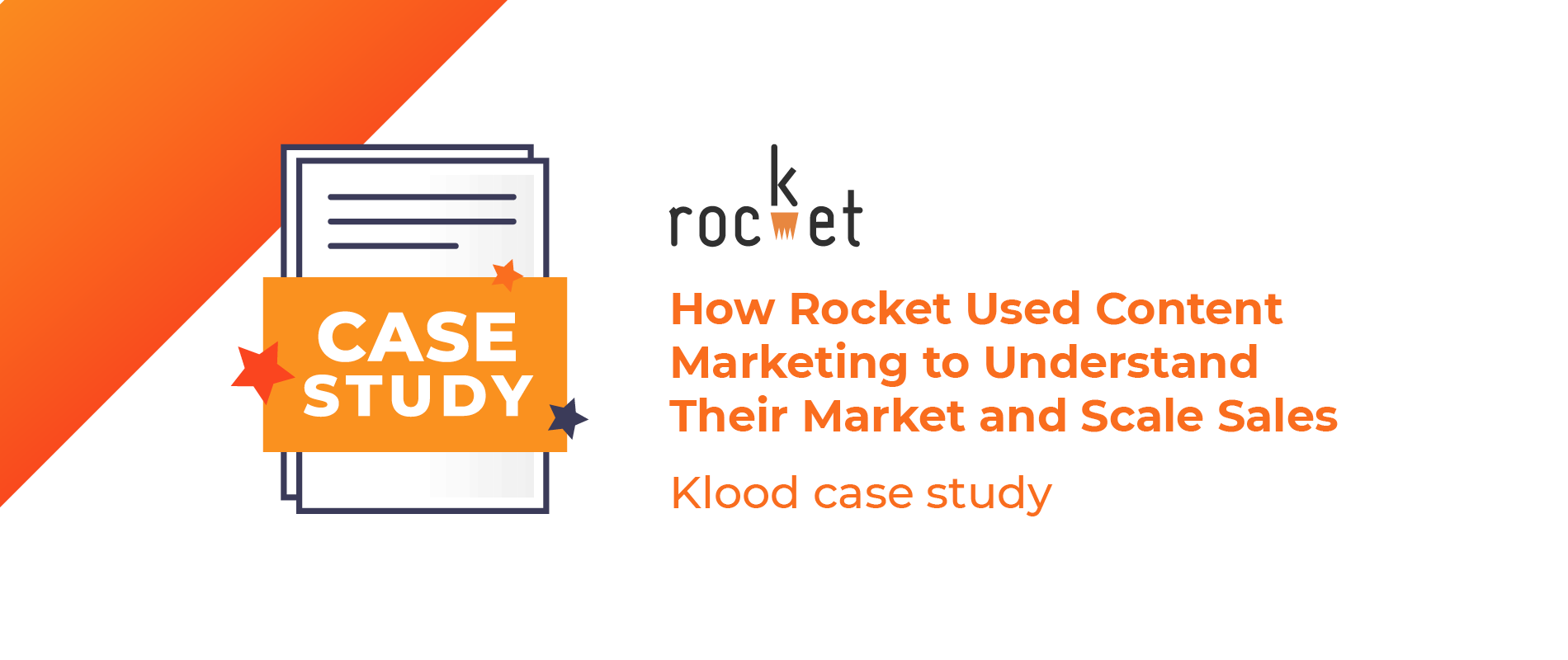 Rocket Consulting:  Our Latest Client Success Story is Here