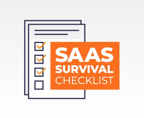 SaaS-Survival-Checklist