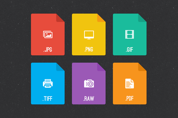 Using Digital Images: Different File Formats Explained